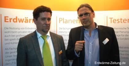 Interview von Silvio Klenner mit Rüdiger Grimm an geoenergie-Tag 2014