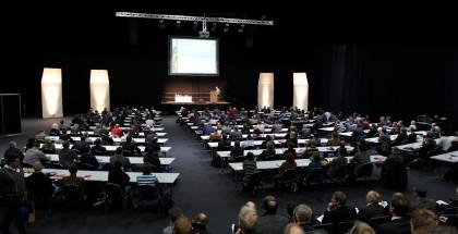 Foto Kongress - Europas größte Geothermie-Fachmesse GeoTHERM im Wachstum Quelle: Messe Offenburg