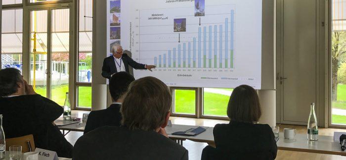 "Symposium ""Moderne Gebäude- Energiekonzepte"" am 06. April 2017 in Karlsruhe"